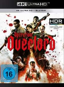 Operation: Overlord (Ultra HD Blu-ray & Blu-ray), 1 Ultra HD Blu-ray und 1 Blu-ray Disc