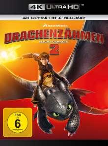 Drachenzähmen leicht gemacht 2 (Ultra HD Blu-ray & Blu-ray), Ultra HD Blu-ray