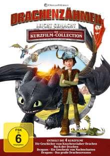Drachenzähmen leicht gemacht - Die Kurzfilm Collection, DVD
