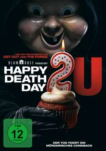 Happy Deathday 2U, DVD