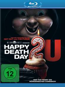 Happy Deathday 2U (Blu-ray), Blu-ray Disc