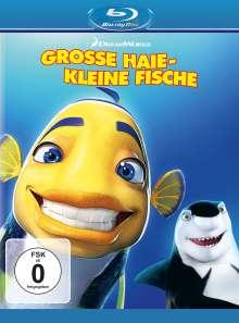 Grosse Haie - Kleine Fische (Blu-ray), Blu-ray Disc