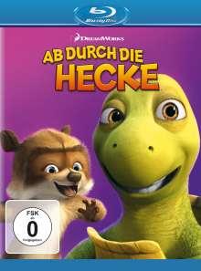 Ab durch die Hecke (Blu-ray), Blu-ray Disc