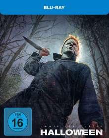 Halloween (2018) (Blu-ray im Steelbook), Blu-ray Disc