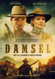 Damsel (2018) (UK Import mit deutscher Tonspur), DVD