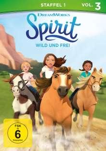 Spirit - Wild und Frei Staffel 1 Vol. 3, DVD