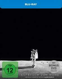 Aufbruch zum Mond (Blu-ray im Steelbook), 2 Blu-ray Discs