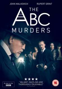 Agatha Christie: The ABC Murders (2018) (UK Import), DVD