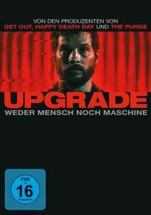 Upgrade, DVD