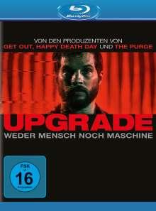 Upgrade (Blu-ray), Blu-ray Disc