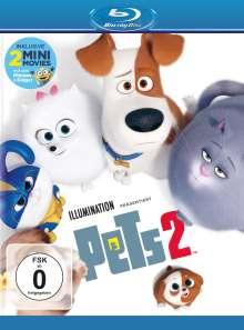 Pets 2 (Blu-ray), Blu-ray Disc