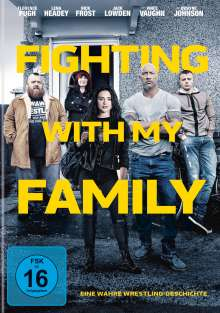 Fighting with my Family, DVD
