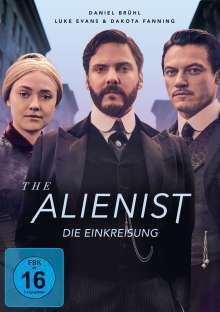 The Alienist - Die Einkreisung, 3 DVDs