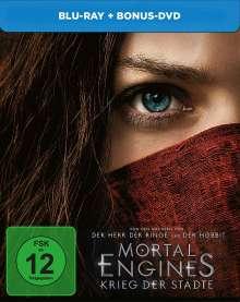 Mortal Engines: Krieg der Städte (Blu-ray im Steelbook), Blu-ray Disc