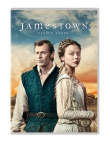 Jamestown Season 3 (UK Import), 2 DVDs