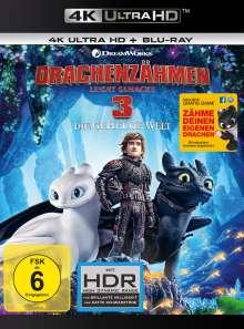 Drachenzähmen leicht gemacht 3 - Die geheime Welt (Ultra HD Blu-ray & Blu-ray), Ultra HD Blu-ray