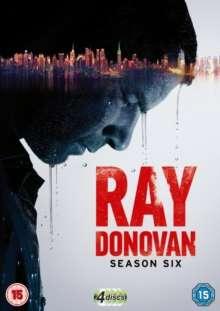 Ray Donovan Season 6 (UK Import), 4 DVDs