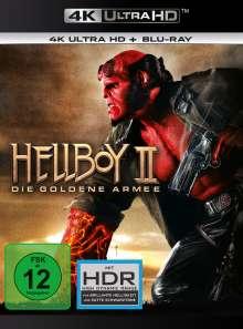 Hellboy 2: Die goldene Armee (Ultra HD Blu-ray & Blu-ray), Ultra HD Blu-ray