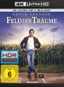 Feld der Träume (Ultra HD Blu-ray & Blu-ray), Ultra HD Blu-ray