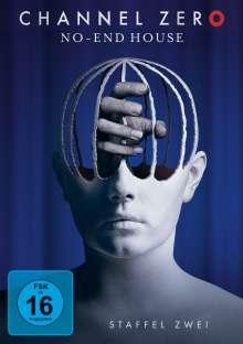 Channel Zero Staffel 2: No-End House, 2 DVDs