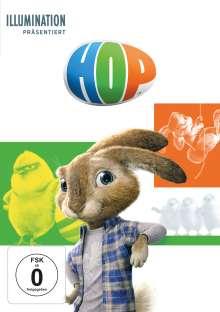 HOP, DVD
