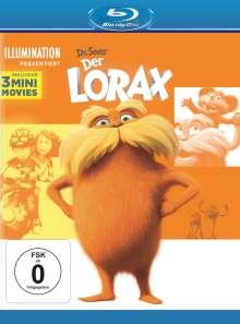 Der Lorax (Blu-ray), Blu-ray Disc