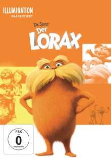 Der Lorax, DVD