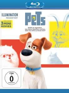 Pets (Blu-ray), Blu-ray Disc