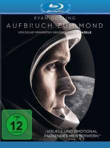 Aufbruch zum Mond (Blu-ray), Blu-ray Disc