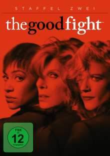 The Good Fight Season 2, 4 DVDs