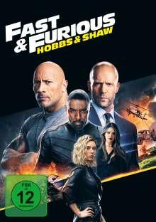 Fast & Furious: Hobbs & Shaw, DVD