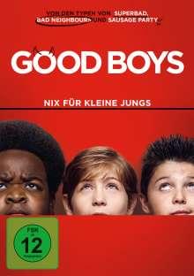 Good Boys, DVD