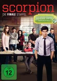 Scorpion Staffel 4 (finale Staffel), 6 DVDs