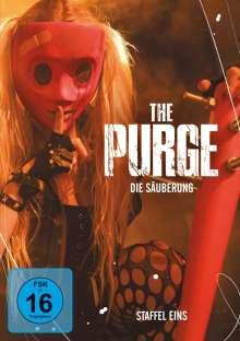 The Purge - Die Säuberung Staffel 1, 3 DVDs