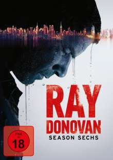 Ray Donovan Staffel 6, 4 DVDs