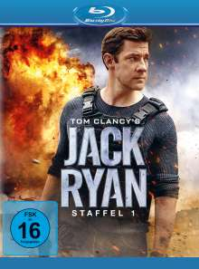 Jack Ryan Staffel 1 (Blu-ray), 2 Blu-ray Discs