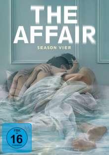 The Affair Season 4, 4 DVDs