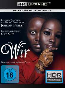 Wir (Ultra HD Blu-ray & Blu-ray), Ultra HD Blu-ray