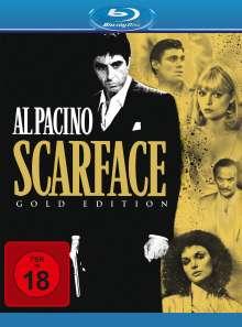 Scarface (1983) (Gold Edition) (Blu-ray), Blu-ray Disc
