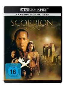 Scorpion King (Ultra HD Blu-ray & Blu-ray), 1 Ultra HD Blu-ray und 1 Blu-ray Disc