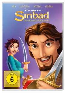 Sinbad - Der Herr der sieben Meere (Blu-ray), Blu-ray Disc