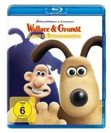 Wallace & Gromit: Auf der Jagd nach dem Riesenkaninchen (Blu-ray), Blu-ray Disc