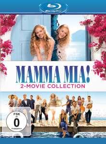 Mamma Mia! / Mamma Mia! Here we go again (Blu-ray), 2 Blu-ray Discs