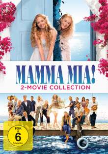 Mamma Mia! / Mamma Mia! Here we go again, 2 DVDs