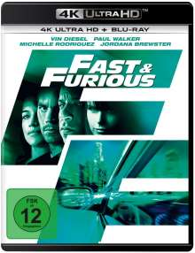 Fast & Furious - Neues Modell. Originalteile (Ultra HD Blu-ray & Blu-ray), Ultra HD Blu-ray