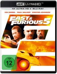Fast & Furious 5 (Ultra HD Blu-ray & Blu-ray), 2 Ultra HD Blu-rays