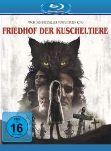 Friedhof der Kuscheltiere (2019) (Blu-ray), Blu-ray Disc
