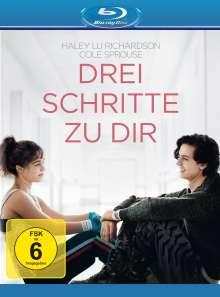 Drei Schritte zu dir (Blu-ray), Blu-ray Disc