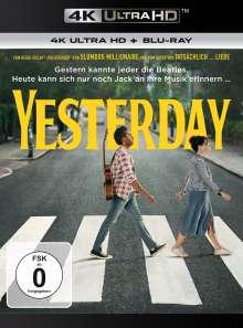 Yesterday (Ultra HD Blu-ray & Blu-ray), 2 Ultra HD Blu-rays