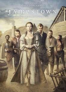Jamestown Season 1-3 (UK Import), 8 DVDs